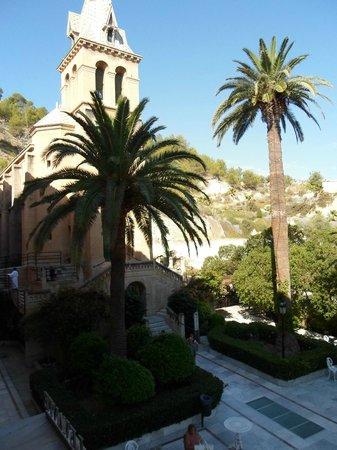 Balneario de Archena - Hotel Levante: Iglesia balneario