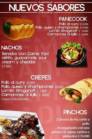 Restaurante RADIO BEMBA: Nuevos platos