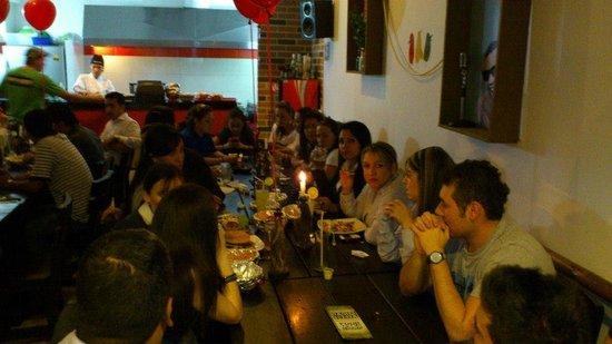 Restaurante RADIO BEMBA: .Eventos