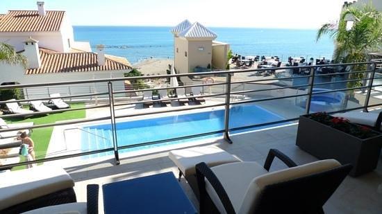 Vincci Selección Aleysa Hotel Boutique & Spa: amazing balcony