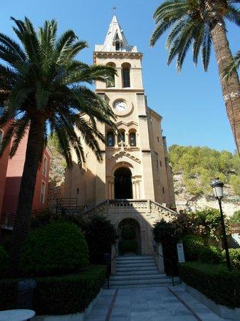 Balneario de Archena - Hotel Levante: Iglesia