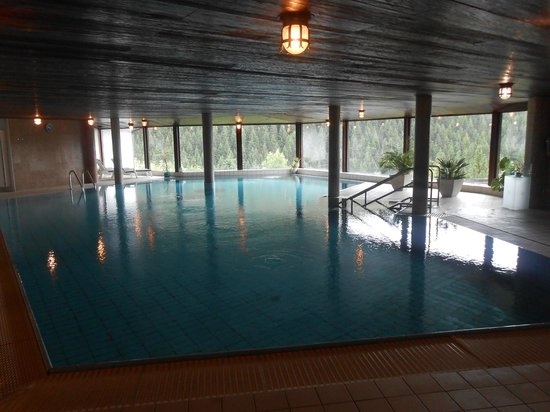 Hotel Gnacke: Très grande piscine et bien chauffée