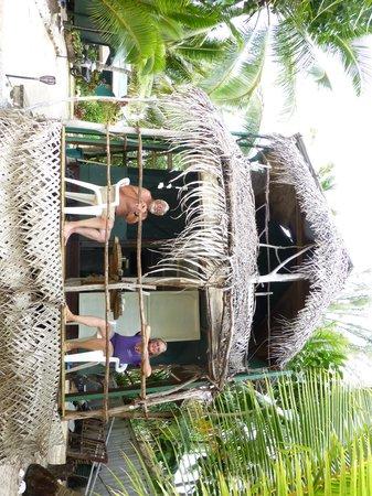 Matriki Beach Huts: Tarzan and Jane at the Tree House