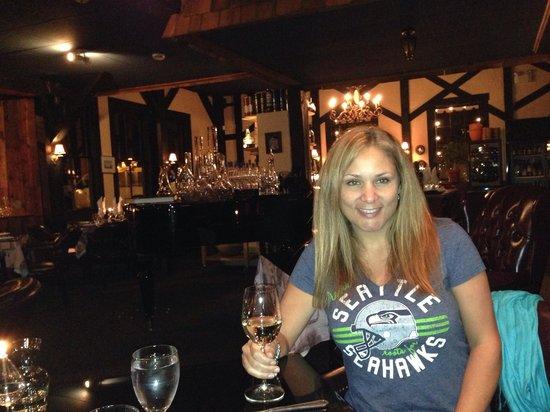 Masthead Restaurant: Great atmosphere!