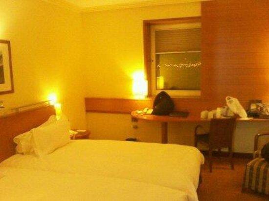Sofitel Athens Airport: great superior room