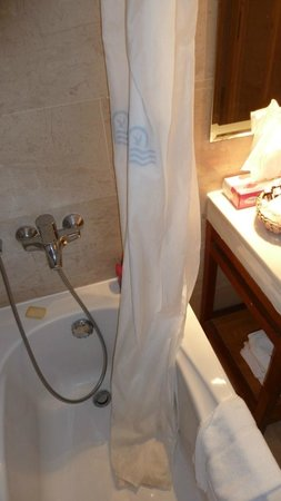 St. Nicolas Bay Resort Hotel & Villas: Shower Curtain