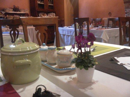 Hotel Palazzo del Capitano Exclusive Wellness & Relais : A colazione