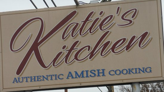 Katie's Kitchen: Welcome sign