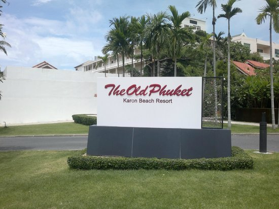 The Old Phuket: Great resort for an amazing Thai Holiday