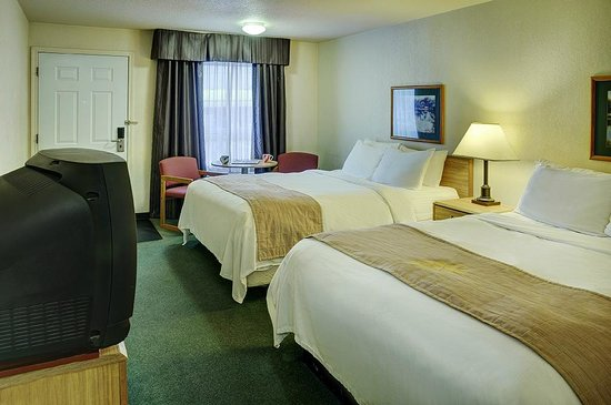 Lakeview Inn and Suites Edson East: Edson East - Queen-Queen Guestroom (NQQ1)