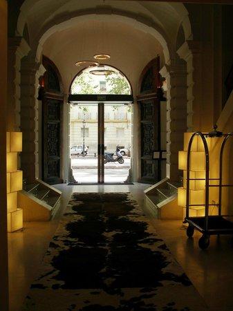 Hospes Palau de la Mar Hotel: Main entrance