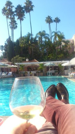 The Beverly Hills Hotel : cali life