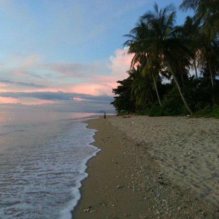 Lanta Pavilion Resort: Sunset