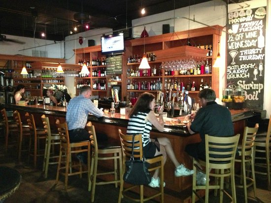 The Highland Inn : The bar/restaurant next door (Cafe 360)