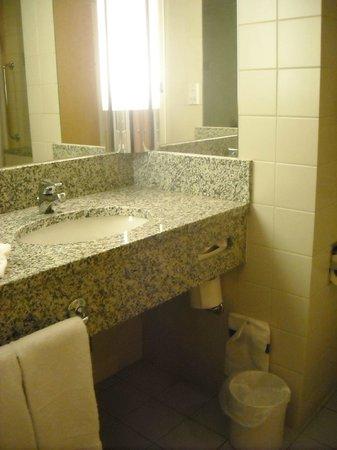 Radisson Blu Hotel, Manchester Airport : Bathroom