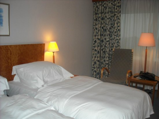 Radisson Blu Hotel, Manchester Airport : Radisson Bedroom