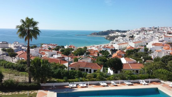 Hotel Almar : top floor sea view