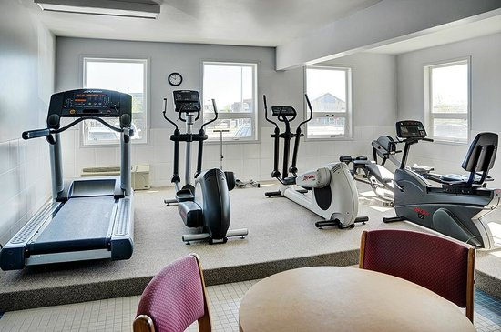 Lakeview Inns & Suites - Okotoks : Fitness Area