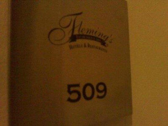 Fleming's Hotel München City: 509