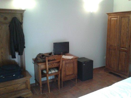 Camiano Piccolo: mobili della camera