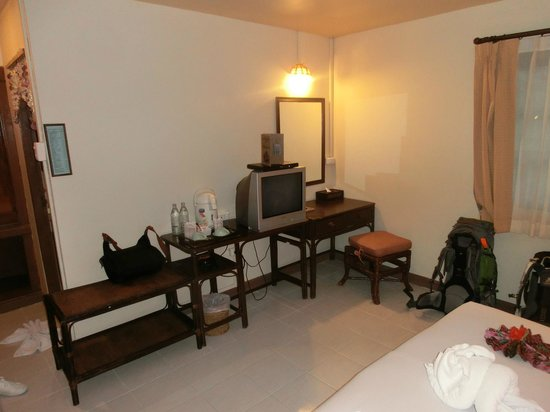 Samui Laguna Resort : Zimmer