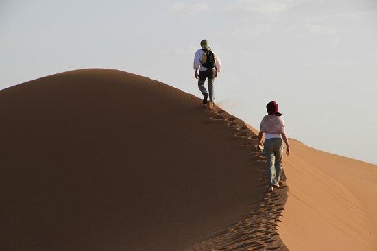 Riad Dar Zampa: Dunes de Chegaga
