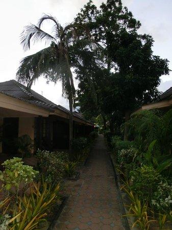 Samui Laguna Resort: Hotelanlage