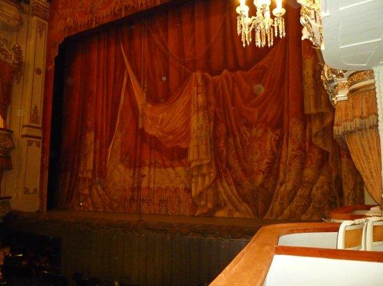 Mikhailovsky Opera and Ballet Theater: Stage