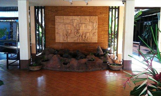 Samui Laguna Resort: Rezeption