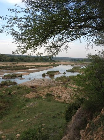 Maqueda Lodge: Sunset Drive along the Croc River