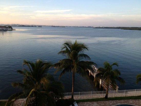 Boca Ciega Resort & Marina: Utsikt