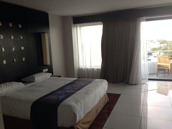 Hotel Tahiti Nui : Deluxe room