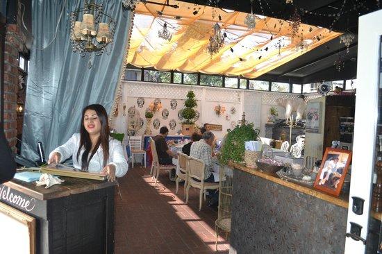 26 Beach Cafe Interno
