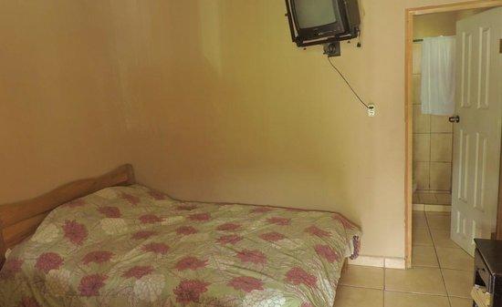 Hostal Beiro : uitzicht van een kamer
