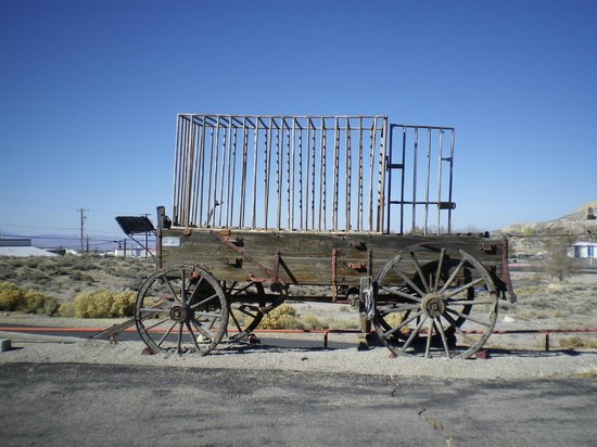 Tonopah, NV: Paddy Wagon
