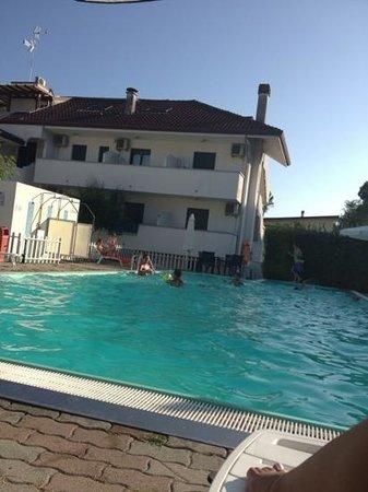 Hotel Rosa Dei Venti: piscina