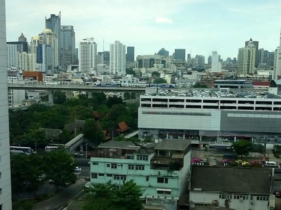 Pullman Bangkok King Power : la vista dalla camera