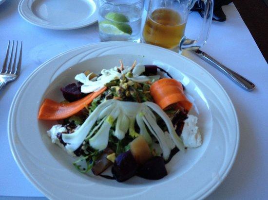 Paradiso Trattoria : roasted beet salad