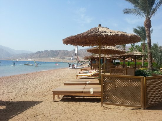 Dahab Resort: Hilton Beach