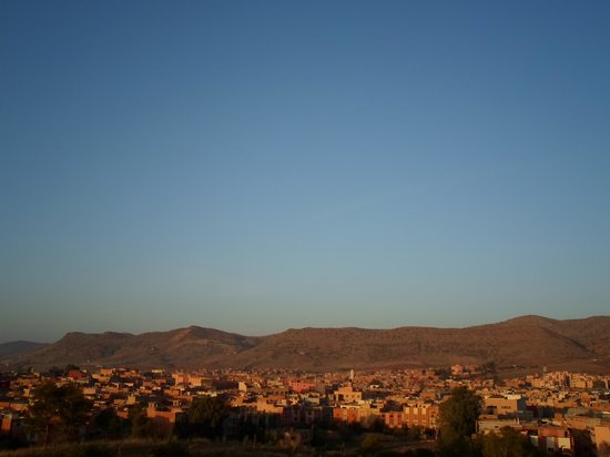 Khenifra, Marruecos: View from the room