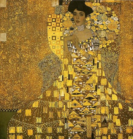 Neue Galerie: Klimt's Woman in Gold (Adele Bloch Bauer)