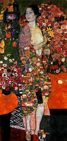 Neue Galerie: Klimt's The Dancer