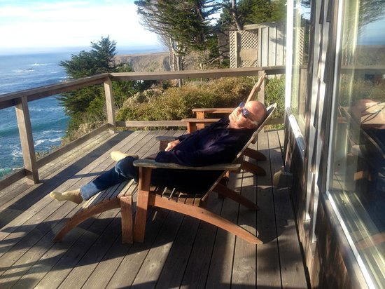 Inn at Schoolhouse Creek : Ultimate relaxation