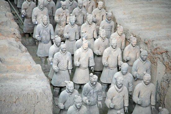 King Dynasty Hotel: Terracotta Army