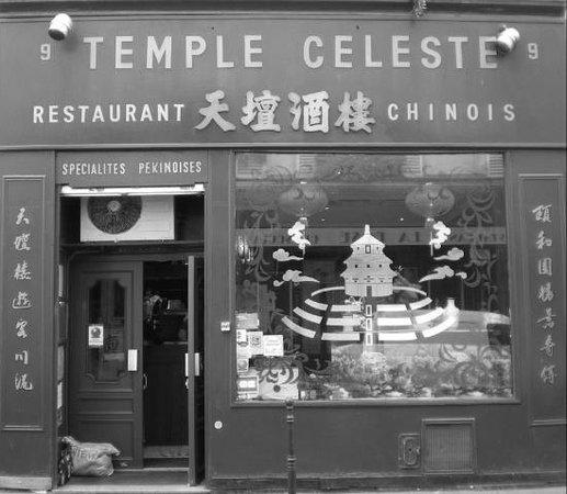 Temple Celeste: front