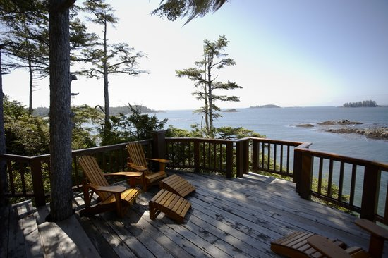 Middle Beach Lodge : Headlands Lodge Deck