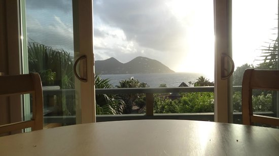 Frenchmans: View from Sugar Apple Dining Room