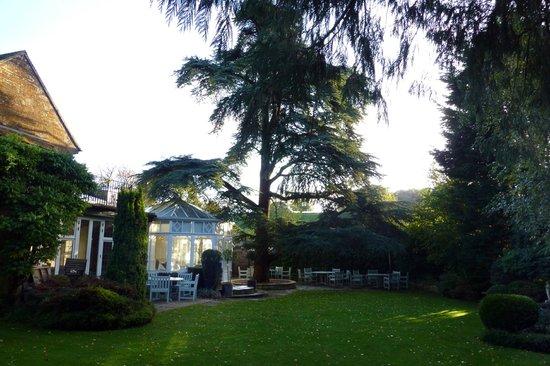 BEST WESTERN Dorset Oborne the Grange Hotel : The Grange at Oborne Gardens