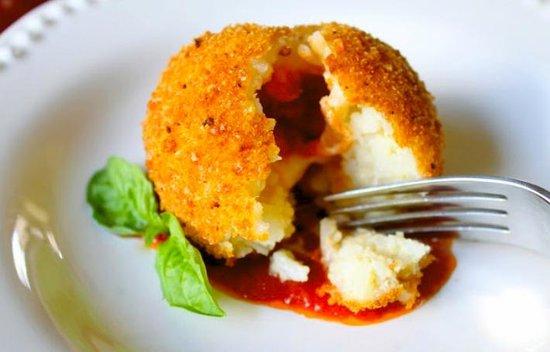PRONTO Italian Street Food: Arancino