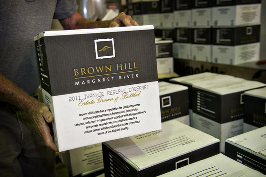 Brown Hill Estate: A CASE OF WINE READY TO GO